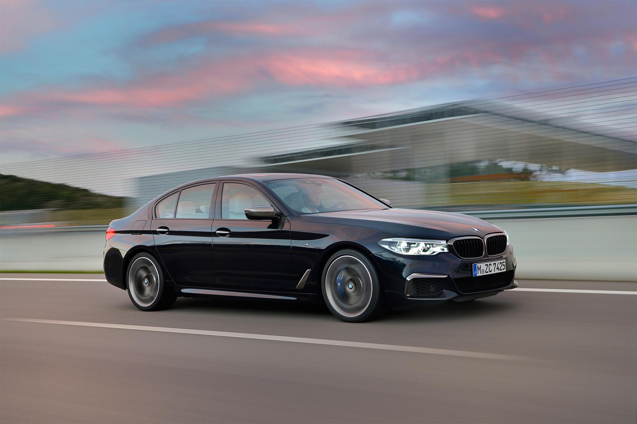 Foto de BMW M550i xDrive (4/12)