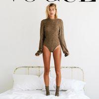 Vogue México nos enseña en primer plano el anillo de pedida de Hailey Baldwin... y puede deslumbrarte