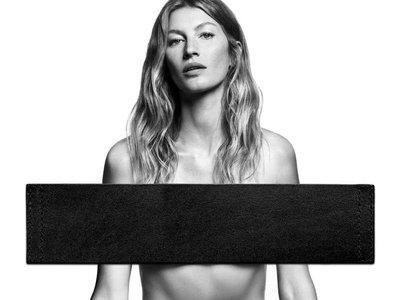 Gisele es la nueva protagonista de la campaña de Givenchy Jeans