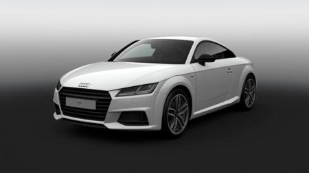 Audi te brinda la oportunidad de personalizar aún más tu auto con la Black Line Edition