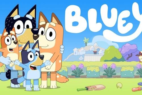 'Bluey' lo tiene todo para conquistar a niños y adultos: la perrita azul protagoniza una de las mejores series infantiles de la actualidad