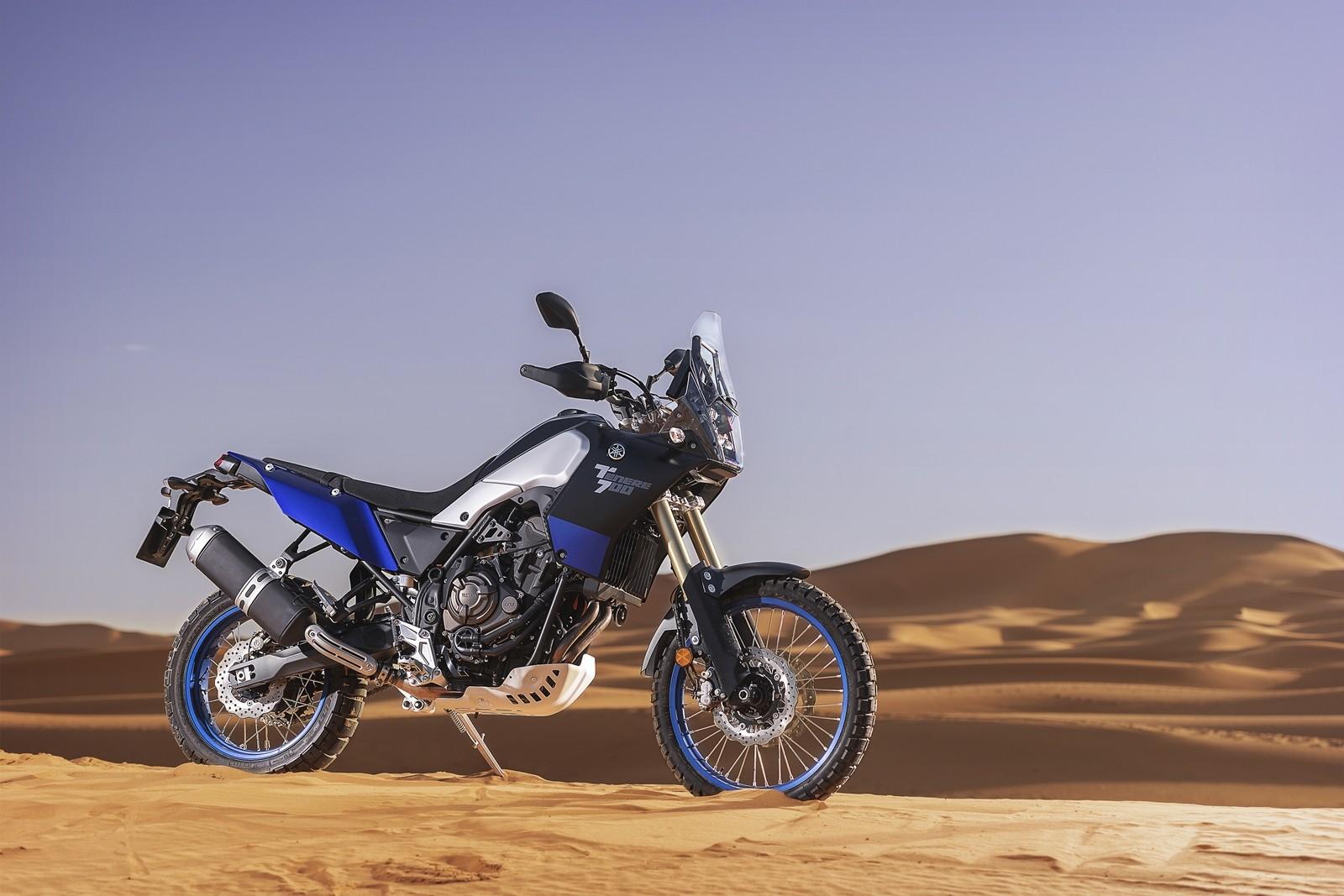 Foto de Yamaha XTZ700 Ténéré 2019 (28/39)
