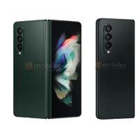 El Samsung Galaxy Z Fold 3 se filtra en todos sus colores y desde todos los ángulos