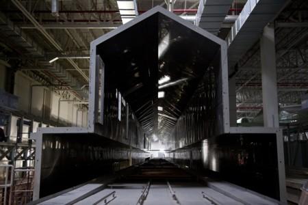 Inicia operaciones la nave de pintura de Audi en Puebla