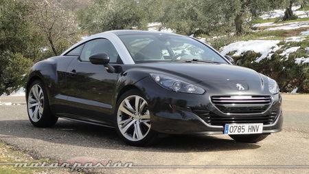 Peugeot RCZ 2013 2.0 HDi, miniprueba (parte 1)