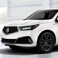 Acura MDX A-Spec 2019, el lado deportivo de la versatilidad y el lujo japonés