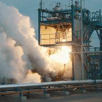 Tras el catastrófico fallo de 2019, el primer motor cohete español de combustible líquido acaba de realizar un ensayo completo