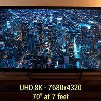 RED y Sharp se unen para crear un misterioso televisor 8K de 70 pulgadas exclusivo para los profesionales de Hollywood
