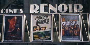 Los cines Renoir editan un libro con las sinopsis de todas las películas que han proyectado