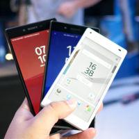 Sony Xperia Z5 Premium, las pantallas 4K llegan a los móviles