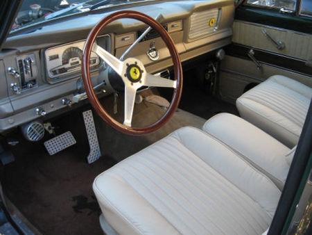 Jerrari 365 GT Wagoneer