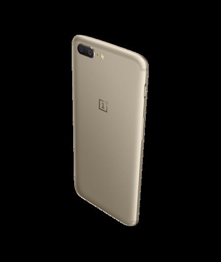 Galería OnePlus 5 Soft Gold