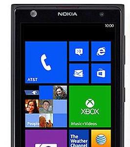 Nokia Lumia 1020 (o 909), por detrás y por delante