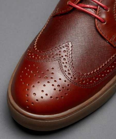 fred perry zapato