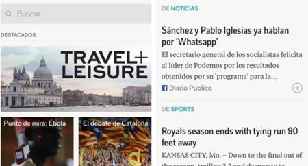 Flipboard para iOS se actualiza con mejor selección de contenido y temas
