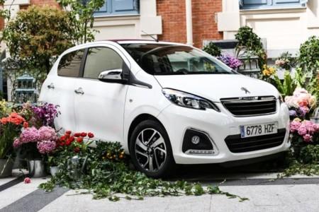 Peugeot 108 Flower Market By S Moda Jorge Juan 7
