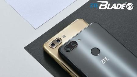 Blade V9 llega a México: este es el precio del smartphone gama media de ZTE con pantalla 18:9 y doble cámara