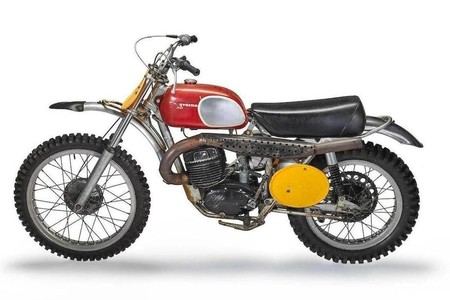 Husqvarna 400 Cross Steve Mcqueen On Any Sunday 3