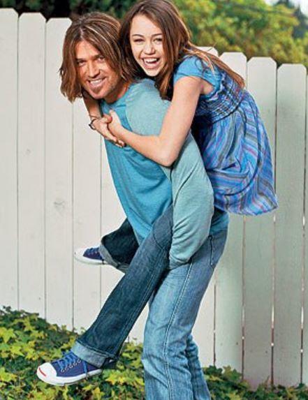 Papá Cyrus se pone malo sólo de pensar que se le casa su pequeña Miley...
