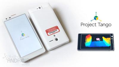 """Google revela el """"Project Tango"""", de los creadores del Proyecto Ara"""
