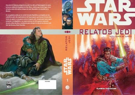 Relatos Jedi Integral Omnibus Espinof