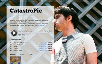 Nogeno permite crear perfiles web para músicos emergentes