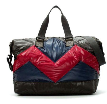 Bolso acolchado de Zara de estilo retro