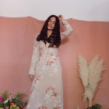 19 vestidos de flores de Asos (cortos, midis y largos) para lucir a lo largo de toda la temporada primavera-verano
