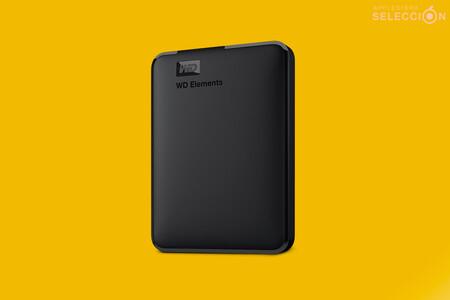 Lleva tu vida digital a cualquier parte con el disco duro portátil WD Elements de 3 GB, a precio mínimo en Amazon de 88,80 euros