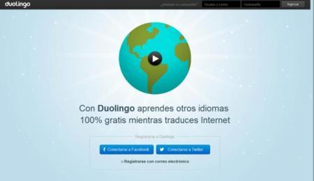 Duolingo, aprende idiomas de forma intuitiva directamente online