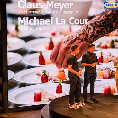 Ikea y el chef de Noma, Claus Meyer, se asocian para elevar su oferta gastronómica a otro nivel