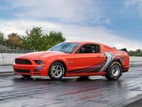 Ford subastará el prototipo del Mustang Cobra Jet