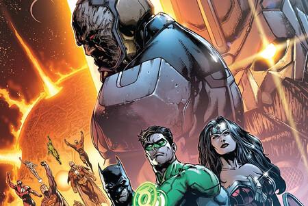 'La Liga de la Justicia de Zack Snyder': quién es Darkseid, el gran villano del Universo DC inspirado en Richard Nixon