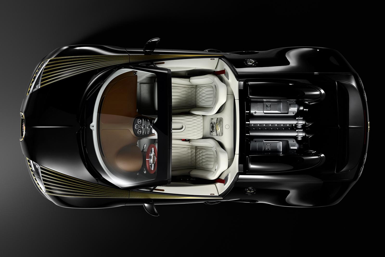 Foto de Bugatti Black Bess (4/16)