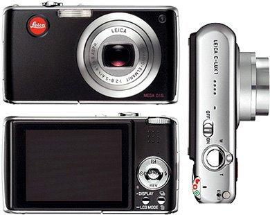 Leica C-LUX 1, 6 megapíxeles elegantes