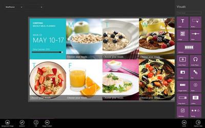 """Microsoft publica """"Project Siena"""", la aplicación de Windows 8.1 para crear otras aplicaciones"""