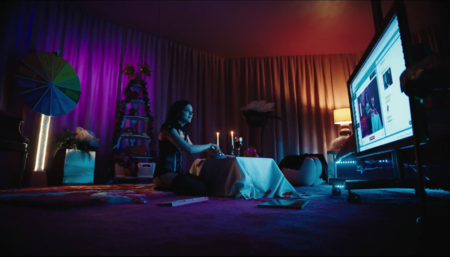Qué significa el final de 'Cam': aclaramos las incógnitas que deja la película de Netflix