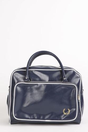 código promocional 7837e 7a2b9 Fred Perry y sus bolsas de deporte