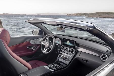 Mercedes Benz Clase C Coupe 2019 29