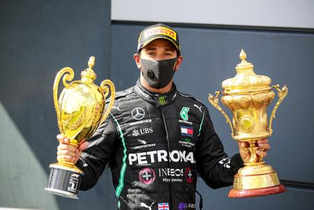 Hamilton Silverstone F1 2020 2
