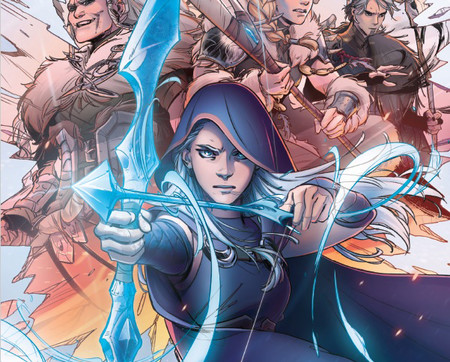 Marvel publicará cómics y novelas gráficas de League of Legends a partir de este mismo año