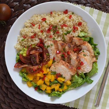 Comer sano en Directo al Paladar (LXXI): el menú ligero del mes