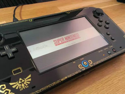 Una buena forma de extender la vida de una Wii U es transformando su mando en un emulador portátil