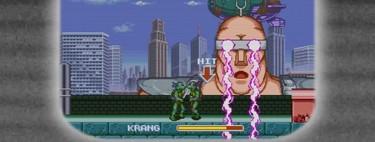 Teenage Mutant Ninja Turtles: Rescue-Palooza! es el mejor homenaje a las Tortugas Ninja que ha creado un fan y se puede descargar gratis
