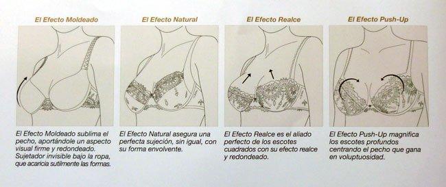 El aumento del pecho por el método de los ejercicios