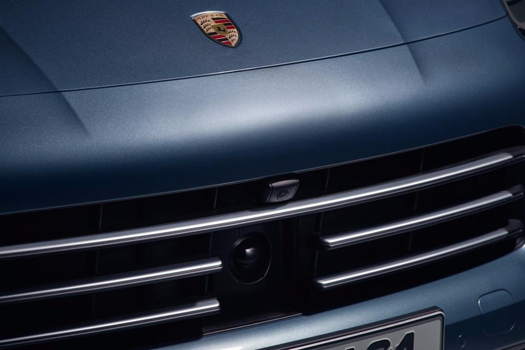 Porsche Cayenne 2018 filtrado