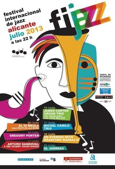 Alicante: la XVII edición de Fijazz se celebra en julio, ¿quieres descuentos?