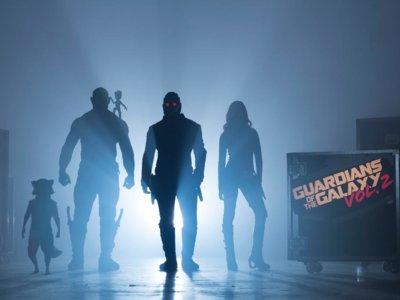 'Guardianes de la Galaxia Vol. 2', primera imagen y reparto definitivo