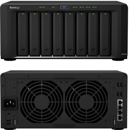 Synology DS1813+