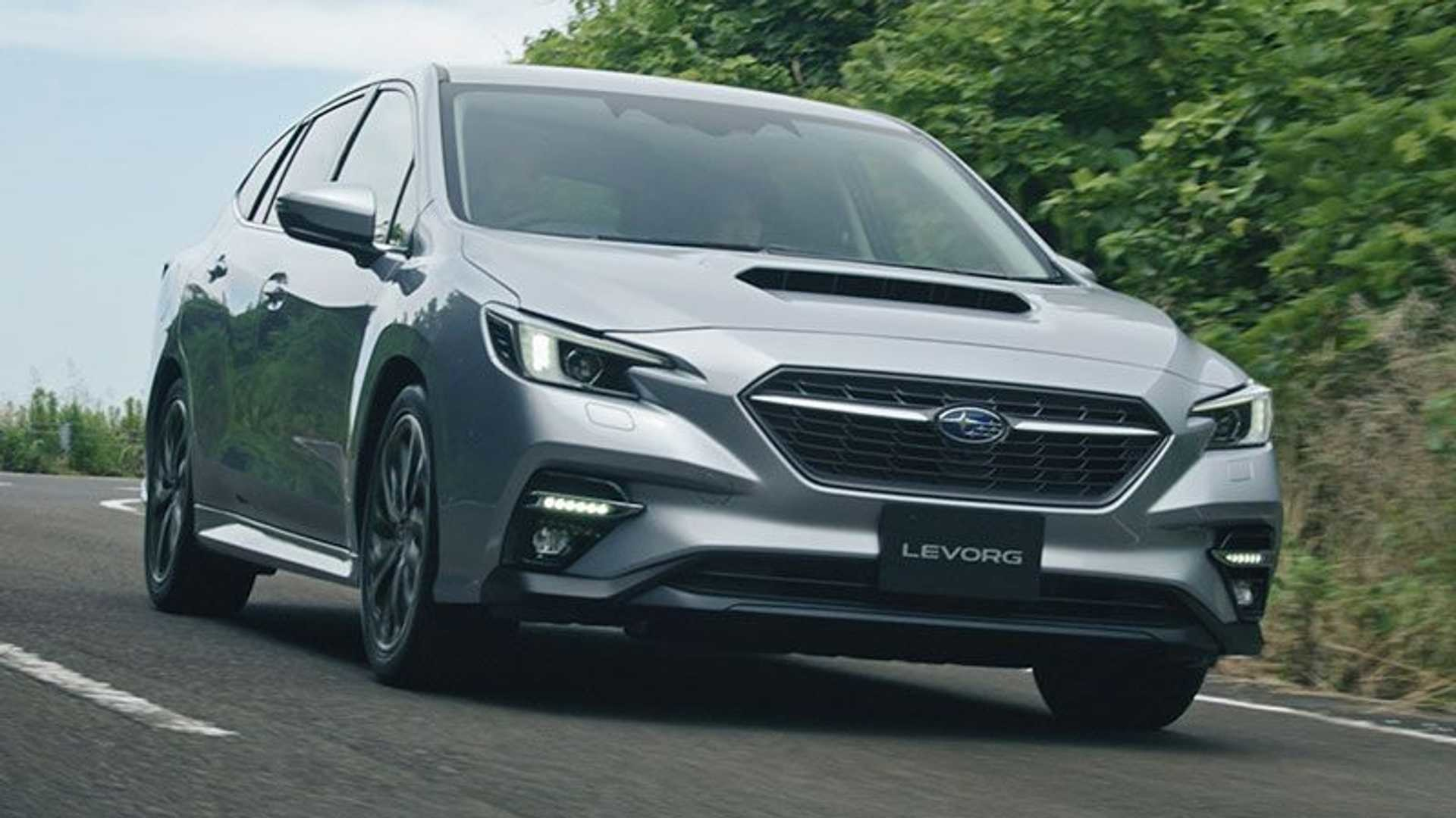 Foto de Subaru Levorg 2021 (16/17)